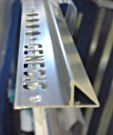 Aluminium Triangular Trims 10mm