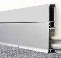 Aluminium Cable Skirting