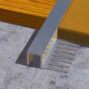 Aluminium Formable Square Trim