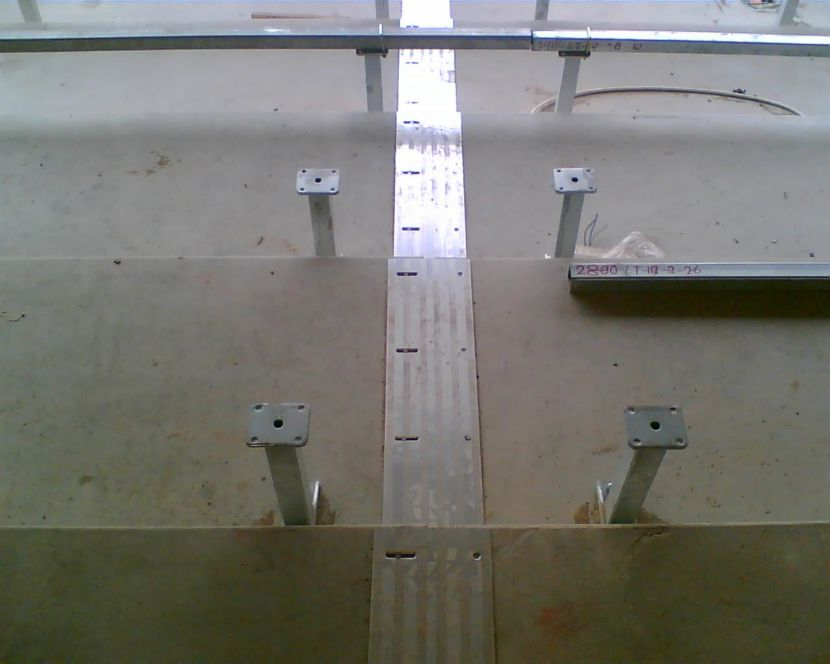 Extruded Aluminium Coverplate