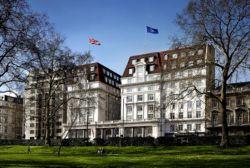 Park Lane Hotel - Bespoke Corner Guards & Bumper Rail Systems