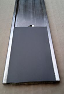 Stainless Steel with PVC Insert