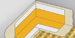 WP Membrane Internal Corner