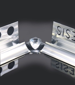 Aluminium Internal Corner Pieces