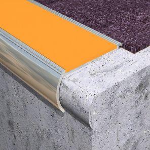 Aluminium Heavy Duty Bullnose Floor Amp Wall Solutions