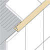 PVC Trade Tile Edging