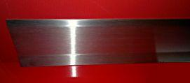 Stainless Steel Skirting 100mm